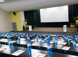 Conferencing centre in Johannesburg