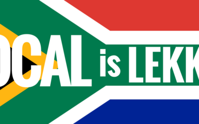 Event Trends – Local Is Lekker