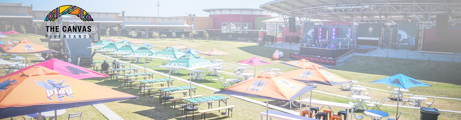 Outdoor Events Venue Fourways, Johannesburg