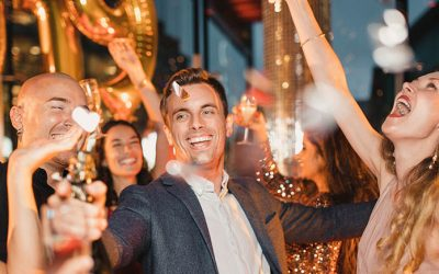 Seven tips to throw the best end of year party