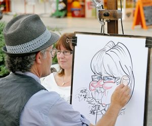 the-canvas-riversands-conferencing-caricature-artist