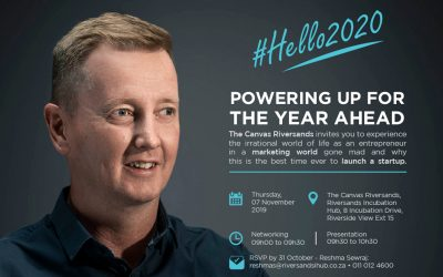Hello 2020 –  Here's to your entrepreneurial journey!