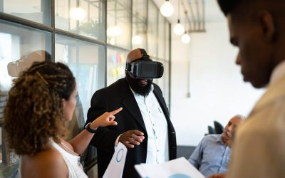 Incorporating immersive experiences into your next event